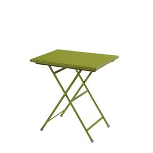 Triumph folding  20X28 Steel outdoor table