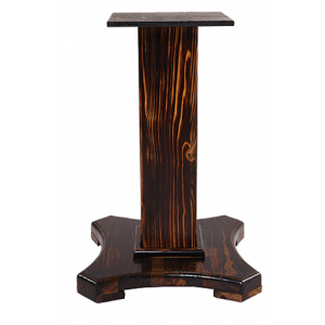Wooden Pine 30x30 Base (dining) Rustic-Pine