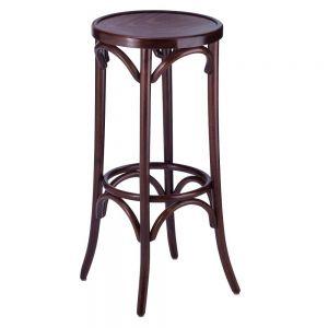 Backless Bentwood Bar Stool 48316