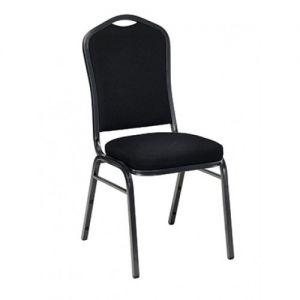 924 Stack (black) Chair