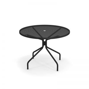 Bambi 42-Round Steel outdoor table