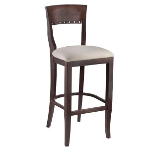 Beidermeir Stool Bar Stool Walnut