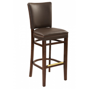 Clegane PS2 Padded Back Bar stool