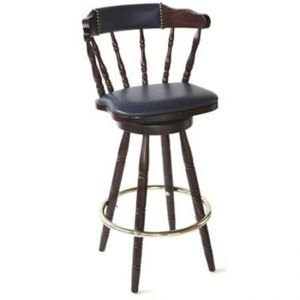 Colonial PBNH Bar stool SR