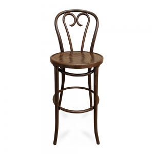 Curly Q Bar Stool