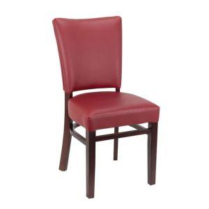 Devon PS4 Padded Back Chair SR