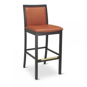 Dublin PS Padded Back Bar stool