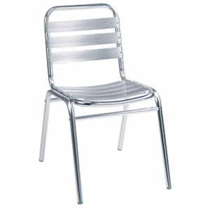 Flora Chair Aluminum