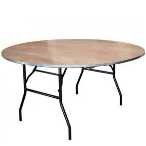 Folding Banquet Table - Plywood