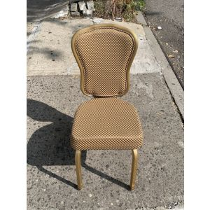 Gasser Premium Banquet Stack chair - As is Clearance