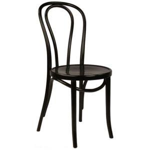 Hairpin Chair Black
