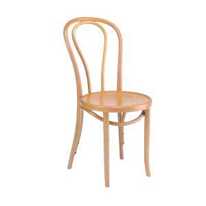 Hairpin Chair Natural