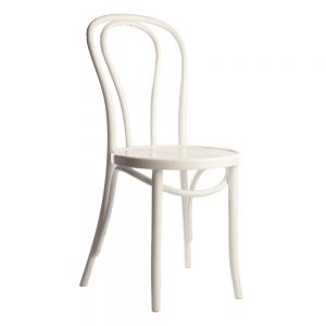 Hairpin VW Chair white