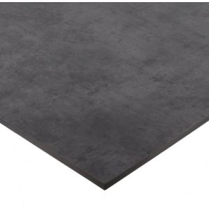 Weatherproof High pressure laminate restaurant table top - Dark Grey