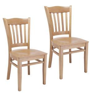 HYBRID Chair Natural