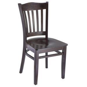 HYBRID Chair Walnut