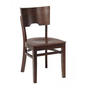 Index Chair Walnut SR