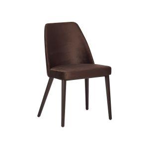 Jeremy Chair PSPB Velvet Brown