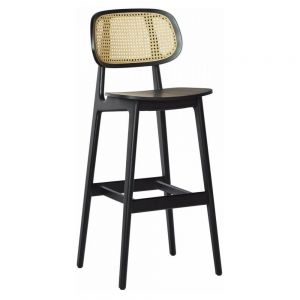 Michael Caned Bar Stool Europe