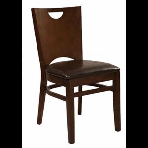 Moon Handle Chair 484693 (walnut)