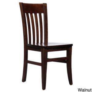 Nappa Chair Walnut SR
