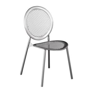 Antoinette Steel Chair [CLEARANCE] only 8 left