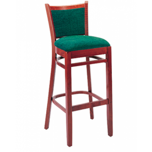 Padded Front Vertical NH Bar stool SR