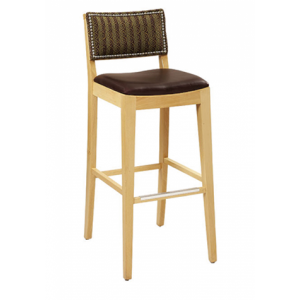 Park ave Padded front NH Bar stool SR