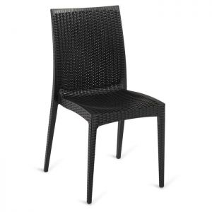 Plicker Weave Chair 2.0 black
