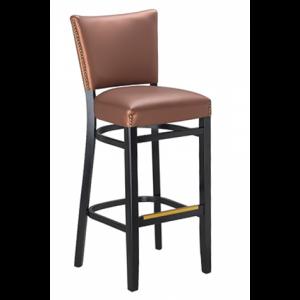 PrestonPadded BackNH Bar stool SR