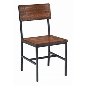 Reclaimed Square Chair