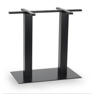 Rectangle Washington (bar/black) Black-Steel