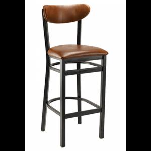 Ronnie Bar stool Padded-Back