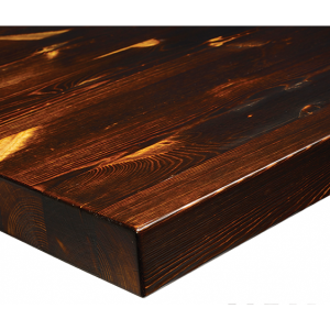 Rustic Look Pine Top- Walnut