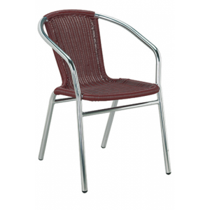 Sara Chair Burgundy