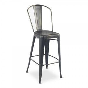 Sentinel w/ Back Bar stool