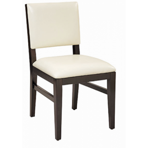 Spark st Padded front Chair Walnut