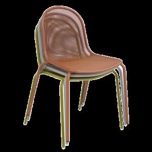 Super side Chair Antique-Copper
