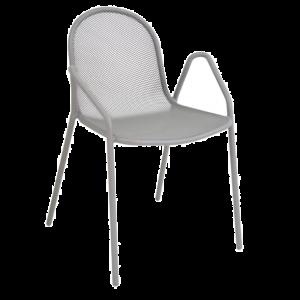 Super arm Chair Grey