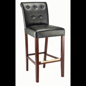 Tufted PSPB Bar stool