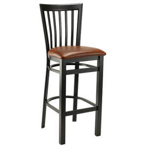 Vertical Metal Bar stool