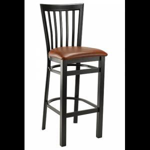 Vertical Metal Bar stool