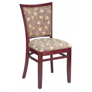 Window pane chair Padded Front Chair SR