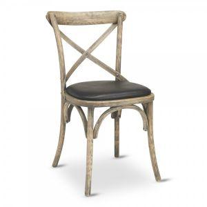 Wooden Crossback SR Chair SR