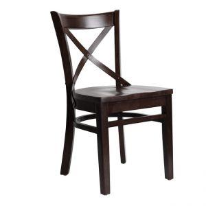 X-Back SR Chair Walnut