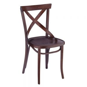 X Back Bistro Chair